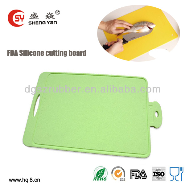 2014 new arrival fexible porcelain cutting board