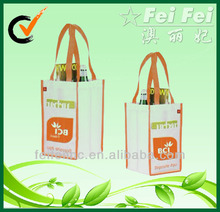 Printed Promotional Re-usable Shopping Bag with Handles