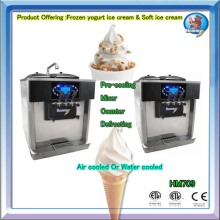 Soft Serve Ice Cream Machine HM709 (CE certificate)