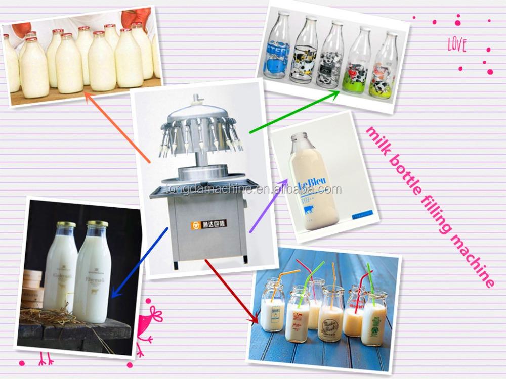 milk bottling machine