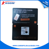 Top smart card maker, RFID PVC card supplier