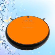 Electric remote control vacuum clean floor home cleaning robot