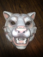 "Plastic tiger mask for the US movie ""You're Next"""