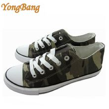fashion mens cheap shoes 2.99 army green color canvas shoes