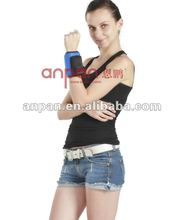 battery heat wrist band, heat wrap, hot therapy wrap