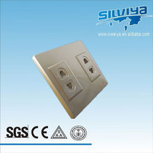 2014 hot seller,new type high quality,saudi arabia socket wall mount button light switch
