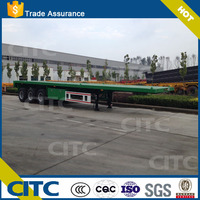 2015 New Hot Selling Widely Used 3 Axles Container Loading Lorry