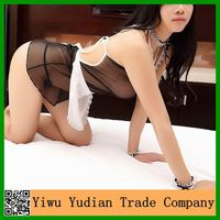 Erotic Maid Lingerie Adult Girls Sexy Transparent Lingerie