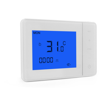 Digital LCD screen automatic thermostat for wall hung gas boiler water heater