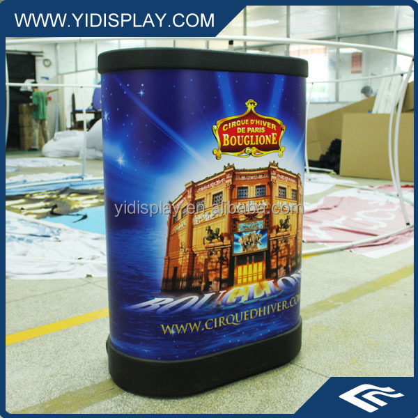 Advertising promotion counter