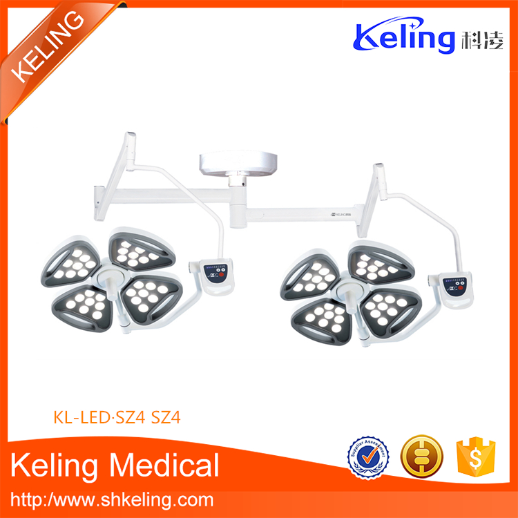New brand 2017 clinics medical equipment halogen surgical shadowless operation theatre lamp/light With the Best Quality