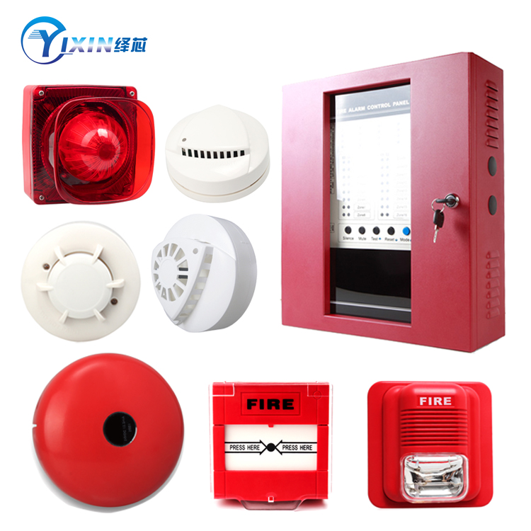 (FACP) 4/6/8/16 Zone Fire Alarm Panel Conventional Fire Alarm Control Panel