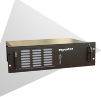 Cheap uhf repeater with duplexer 400-470mhz two way radio base station