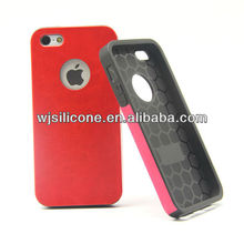 China leather case phone for samsung S4