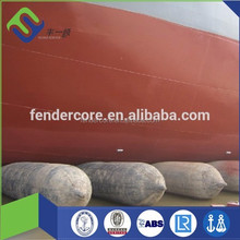 buy 10 years using life Marine barge airbags for shipyard use often in Batam shipyard with CCS