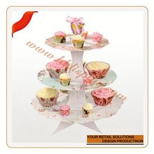 Most selling products Customized wilton wedding cake stands party traveler /cake stand
