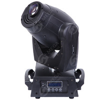 2017 newest white led 1*100 w spot moving head lighting with ce & rohs