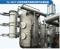 Active Carbon Adsorbent / Steam Desorption Flue Gas Disposal