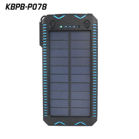 Outdoor Solar Cell Phone Portable Charger