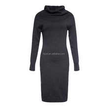 KNITTING TOP FASHION LADY DRESS NEW ARRIVAL AUTUMN WINTER