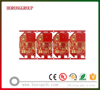 Printed Circuit Board, Pcb Being Made