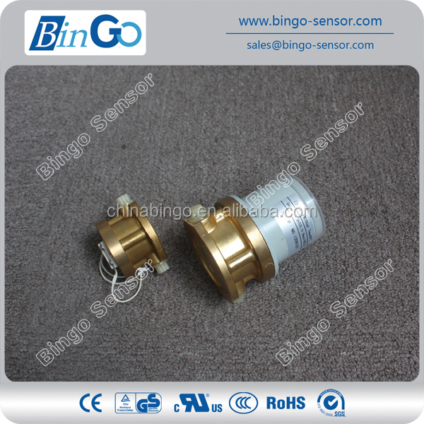 Supper low flow rate petrol flow meter, rotory piston type flow meter