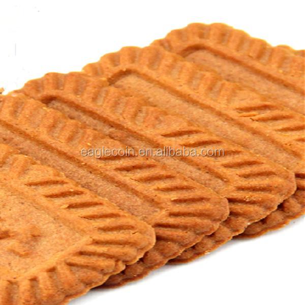 40g Caramel biscuits Crispy high quality small pack HACCP,QS,ISO9001,HALAL