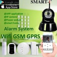 2016 new Security Surveillance wireless ip cameras for smart office safe wifi cameras