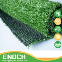 ENOCH Tasteless 10mm PP Artificial Green Grass Mat For Dogs Play
