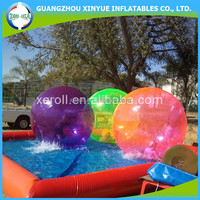 Hot sale cheap plastic bubble ball pool/giant water ball/ water pool ball CE Approved