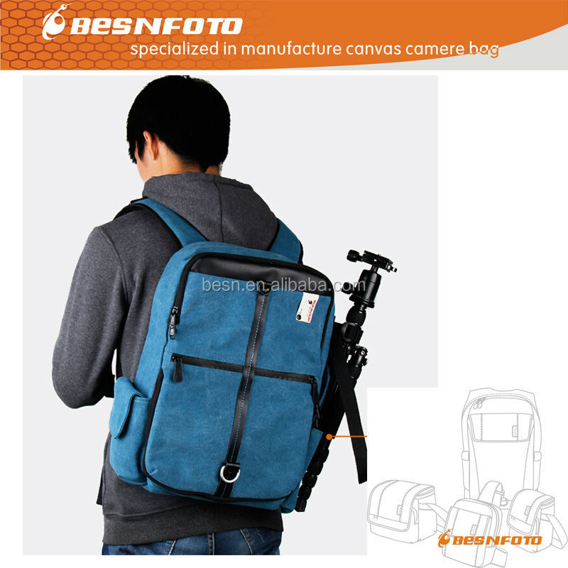 Functional Design high quality photo backpack bag for dslr slr camera