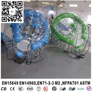 High quality inflatable barf ball for sale,floating towable wall,barf ball