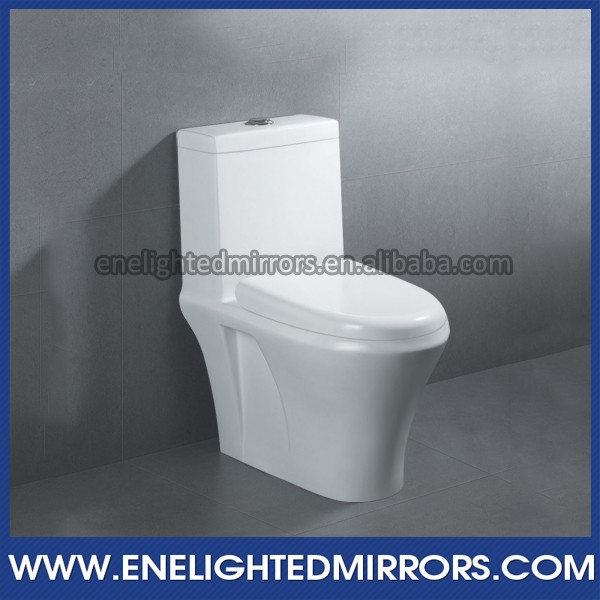 washdown flushing bathroom white ceramic one piece toilet parts