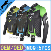 2013 Sublimation Printing Bike Top