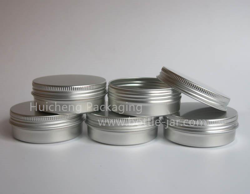 60g big aluminum jars