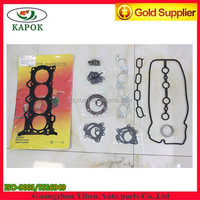 04111-21040 complete gasket set for TOYOTA engine 1NZ