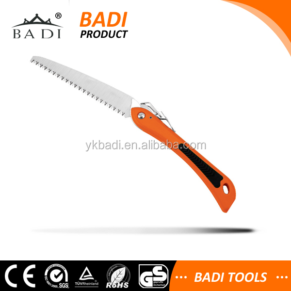 65Mn Steel folding bow garden pruning hand saw