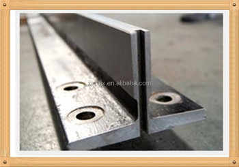 Elevator part|t-type guide rail from Xinlin,China