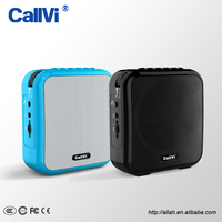 Callvi V-309 2016 New Design Bluetooth Microphone Amplifier UHF Wireless Active Loudspeaker for Karaoke