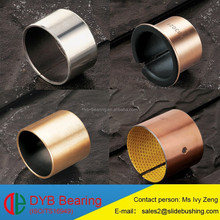 SF-1 bush sintered bushes with teflon material/Sleeve bearing bush washer thrust/Alibaba DU bushing