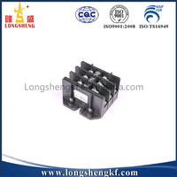 100 Pair MDF Screw Copper Connection Terminal Block