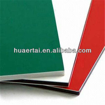lightweight wall finishing material/decorative aluminum panel