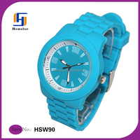 Cheap Silicon Analog Watch for Children Discounted Items