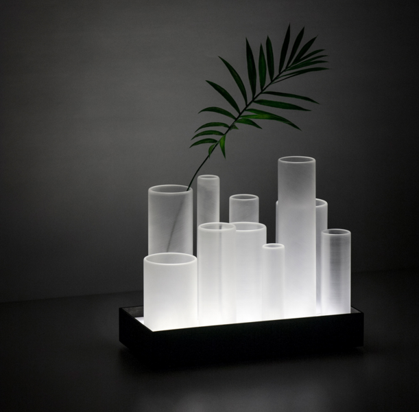 Acrylic 3D LED light decoration acrylic led lamp display