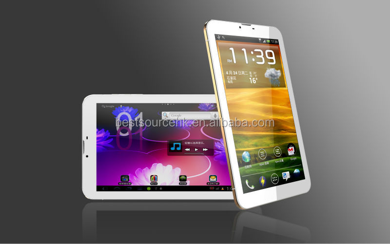 2014 High Quality Cheapest Dual Camera 7 Inch Tablet PC with 3G Mobile Phone Function