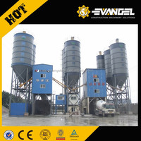 HZS25 -HZS240 mobile/stationary concrete batching plant cememt mixing machine with capacity from 25 m3/h to 420m3/h