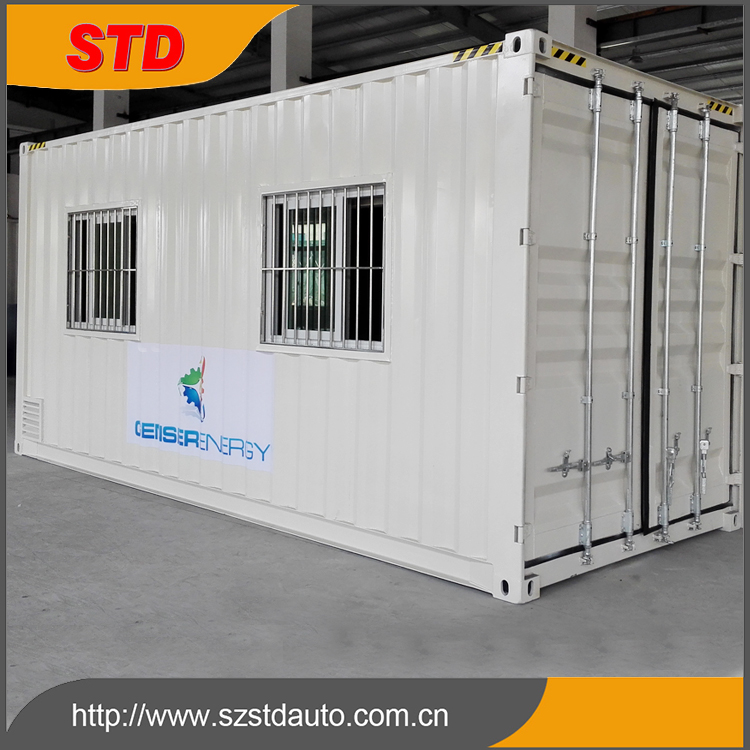 China prefab shipping container homes for sale