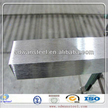 Top quality customized price standard stainless square bar