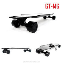 World lightest model GT-M6 Canbon Fiber electric skateboard Source manufacturers