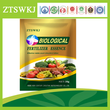 power water soluble bio organic flower fertilizer for plant food small package